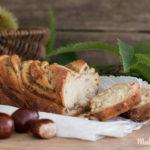 Herbstlicher Maronenzopf –Fluffiger Hefezopf mit Maronen-Creme-Füllung