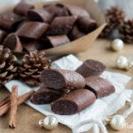 Veganes Magenbrot aus der Weihnachtsbäckerei