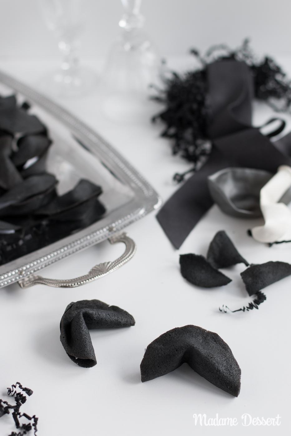 Pechkekse selber backen inkl. Spruchvorlage zum Ausdrucken | Madame Dessert