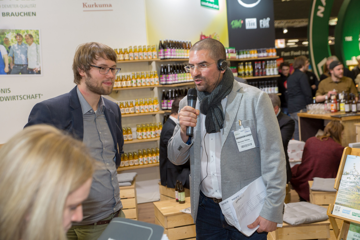 Highlights der BIOFACH 2018 | Madame Dessert