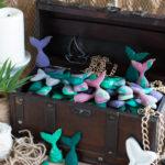 Rezept für zauberhafte 3D Meerjungfrauen Kekse