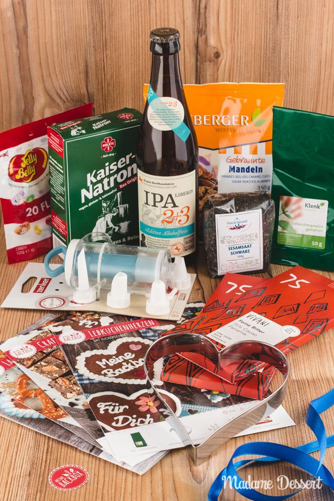 Laugenkonfekt Kastanien – Meine Backbox September Box | Madame Dessert
